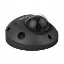 Hikvision DS-2CD2563G0-IS Black 6MP Microphone SD-Card 10M IR POE Mini Dome Network IP Security Camera