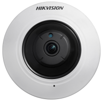 Hikvision DS-2CC52H1T-FITS 5 Megapixel 20M IR Turbo HD Fisheye CCTV Camera