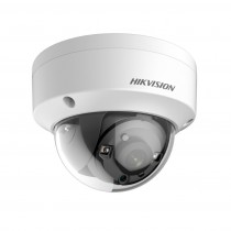 Hikvision DS-2CE56H0T-VPITE 5MP POC Exir 20M IR IP67 Turbo HD HD-TVI Outdoor Vandal Dome CCTV Security Camera 2.8MM