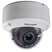 Hikvision DS-2CE59U8T-VPIT3Z 4K UHD 8MP 2.8-12mm Motorized Ultra-Low Light 80M IR TVI CVBS Coax Dome CCTV Security Camera