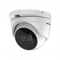 Hikvision DS-2CE56H0T-IT3ZE POC 5MP 2.8-12mm Motorized 40M Exir IR Turret Dome CCTV Security Camera HD-TVI Turbo