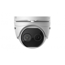 Hikvision DS-2TD1217-6/V1 Deep Learning Thermal & Optical Network Turret Camera