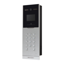 Hikvision DS-KD8002-VM 8 Way HD Villa Video Door Bell Entry Station Intercom Access Control Magnetic Door