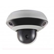 Hikvision DS-2PT3326IZ-DE3 PanoVu PTZ 360 Panorama Mini Dome Network IP Camera 2MP 2.8-12MM 4x Zoom POE H.265