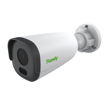 Tiandy TC-C32GP H.265 2MP Super Starlight Ultra-Low light 1080P WDR 50M IR POE Smart Mini Bullet IP Camera CCTV