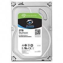 Seagate 3TB SKYHAWK 64MB 3.5 HDD Surveillance CCTV Hard Drive