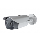 Hikvision DS-2TD2617-6/V1 Thermal & Optical Network Bullet Surveillance Camera