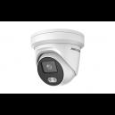 Hikvision DS-2CD2347G1-LU 4MP Mic ColorVu Darkfighter IP CCTV Turret Network Camera