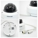 Hikvision DS-2CD2145FWD-I 4MP H.265 DarkFighter SD-Card 30M IR POE Mini Dome IP Network Security CCTV Camera 2.8MM 4MM 6MM 8MM