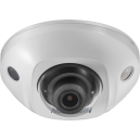 Hikvision DS-2CD2545FWD-IWS 4MP WIFI DarkFighter Microphone SD-Card 10M IR POE Mini Dome Network IP Security Camera