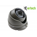 Hikvision DS-2CE56D8T-ITME/G 2MP Ultra Low Light POC Exir Turret Camera IP67 20M IR Distance Analog HD 1080P CCTV System
