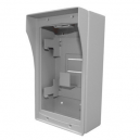 Hikvision DS-KAB01 Surface Mount Back Box For Door Intercom Stations Stainless Steel Bracket Door Bell