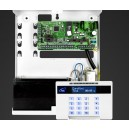 Pyronix By Hikvision EUR-MINIP 10 Zone Panel with EUR-68 PROX Keypad