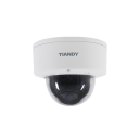 Tiandy TC-NC24MS H.265 Starlight 2MP 2.8-12MM Motorised Autofocus Microphone WDR 140dB VCA POE Audio SD-Card Smart IP Camera Low Light