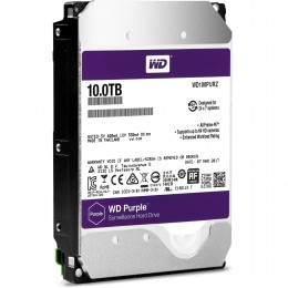 Western Digital WD Purple 10TB 256MBs 3.5 SATA HDD Surveillance CCTV Hard Drive