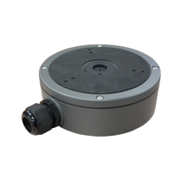 Hikvision DS-1280ZJ-M Grey Dome Camera Junction Box Mount