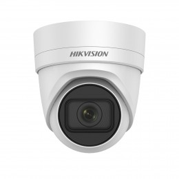 Hikvision DS-2CD2H85FWD-IZS 8MP 2.8-12mm Motorised Autofocus SD-Card 30M IR POE IP67 Vandal Turret Dome Network IP Security Camera Outdoor