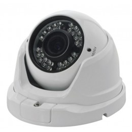 Ertech Sony IMX 2MP 2.8-12MM 1080P ONVIF P2P 30M POE Audio Outdoor Dome IP Camera CCTV