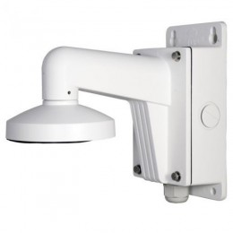 Hikvision DS-1273ZJ-130B Wall Mount Bracket with Junction Box for the Hikvision Dome Range