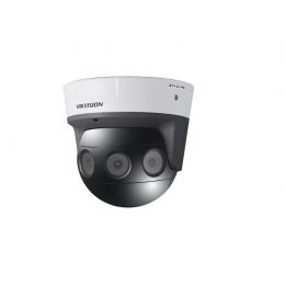 Hikvision DS-2CD6924F-IS 8MP 4K 6mm PanoVu Panoramic Low Light Dome Smart IP Network Security Camera