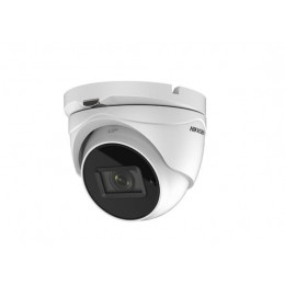 Hikvision DS-2CE79U8T-IT3Z 4K UHD 8MP 2.8-12mm Motorized Ultra-Low Light 80M Smart IR TVI CVBS Coax Turret CCTV Camera
