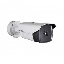 Hikvision DS-2TD2136-15 15mm Thermal Heat Fire Detection Temperature Imaging Smart lP Network Bullet Security Camera