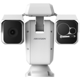 Hikvision DS-2TD6236T-25H2L Thermal & Optical Bi-spectrum Network Positioning System Fire Detection Panorama Autotracking IP PTZ Camera