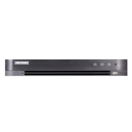 Hikvision DS-7208HTHI-K2 8 Channel 4K 8MP DVR HDTVI/HDCVI/AHD/CVBS H.265 UHD BNC Turbo HD 8CH Digital Video Recorder