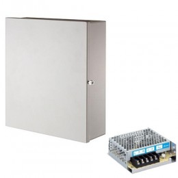 Hikvision DS-KAW50-1 12VDC Intercom Boxed PSU Power supply for Door Bell Station