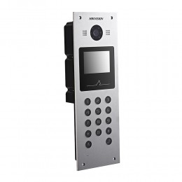Hikvision DS-KD3002-VM 1.3MP Villa Video Door Bell Entry Station Intercom Access Control Magnetic Door Card Reader