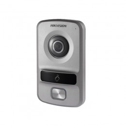 Hikvision DS-KV8102-VP 1.3MP Villa Door Bell Entry Station Intercom Plastic Outdoor Access Control