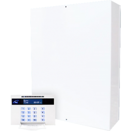 Pyronix By Hikvision EURO46S Small Panel with Keypad