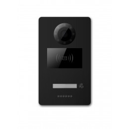 GVS H-VS04 IP Villa Intercom Outdoor Station POE with Card Reader Black