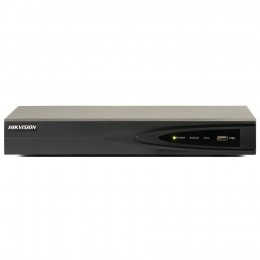 Hikvision DS-7604NI-K1/4P(B) 4 Channel 4 POE H.265 4K UHD 8MP NVR Full Ultra HD HD Network Video Recorder 4CH CCTV