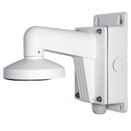 Hikvision DS-1273ZJ-135B Wall Mounting Bracket For Dome Camera (With Junction Box) DS-2CC52X1P(N)-AVPIR2,  DS-2CC52X1P(N)-VP DS-2CD27X2-I(S)  DS-2CD2732 DS-2CD2722 DS-2CD2712