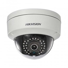 Hikvision DS-2CD2142FWD-I 4MP 1080P 30M WDR IR POE SD-Card IP67 Vandalproof Dome Network IP Security Camera