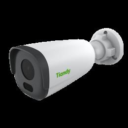 Tiandy TC-C32GP H.265 2MP Super Starlight Ultra-Low light 1080P WDR 50M IR POE Smart Mini Bullet IP Camera CCTV