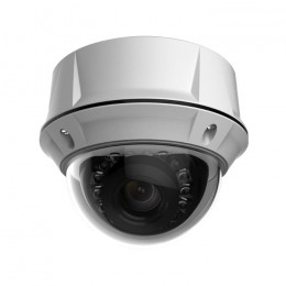 Ertech Sony IMX 2MP 2.8-12MM 1080P POE Audio Outdoor Vandal Dome IP Network Camera CCTV
