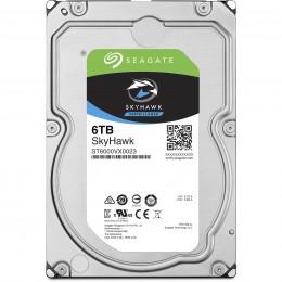 Seagate 6TB SKYHAWK 256MB 3.5 HDD Surveillance CCTV Hard Drive