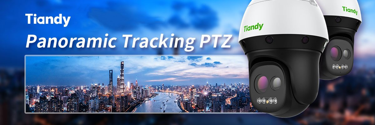 Panoramic Tracking PTZ